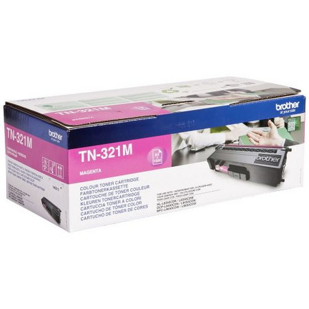 Comprar cartucho de toner TN321M de Brother online.