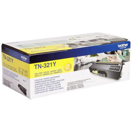 Comprar cartucho de toner TN321Y de Brother online.