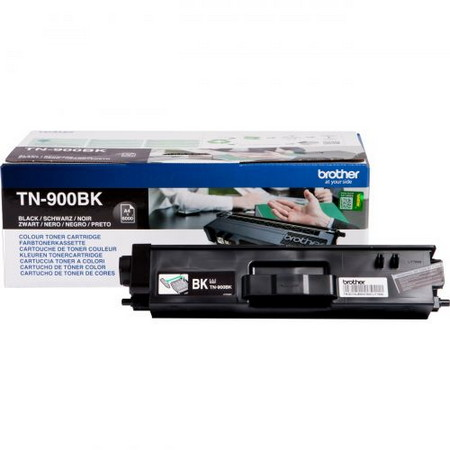 Comprar cartucho de toner TN900BK de Brother online.