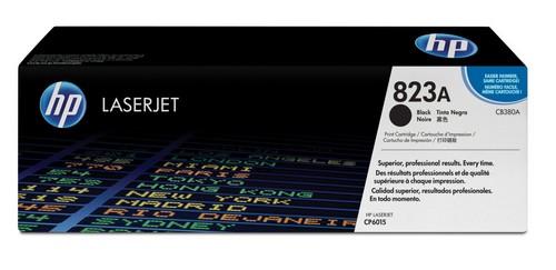 HP 823A Negro 1 pieza(s)