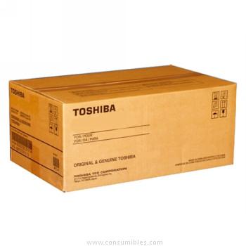 CARTUCHO DE TÓNER NEGRO TOSHIBA T-FC25EK