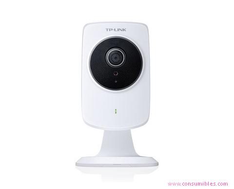 Camara de vigilancia TP-LINK NC230 IP INTERIOR CUBO COLOR BLANCO CÁMARA DE VIGILANCIA