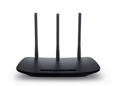 Routers Wireless TP-LINK TL-WR940N BANDA ÚNICA (2,4 GHZ) ETHERNET RÁPIDO NEGRO ROUTER INALÁMBRICO