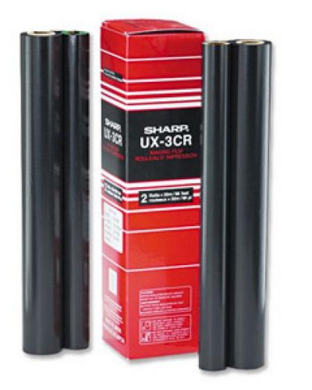 Comprar cinta de transferencia termica UX-3CR de Sharp online.