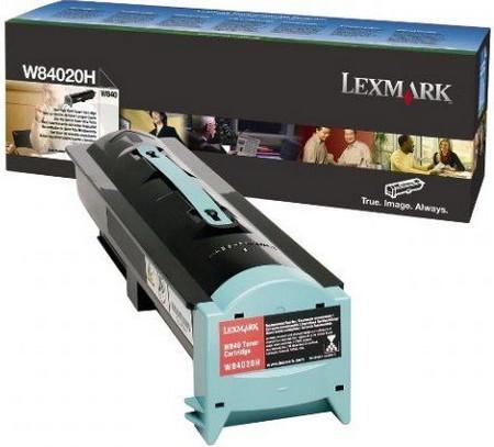 Comprar cartucho de toner W84020H de Lexmark online.