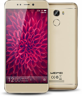 Smartphones WEIMEI MOBILE FORCE 2 SIM DOBLE 4G 32GB ORO