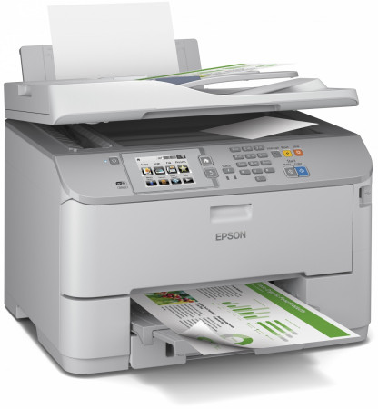 EPSON IMPRESORA MULTIFUNCIÓN INYECCION PRO WF-5620DWF COLOR 34 PPM 4800X1200 DPI A4 C11CD08301