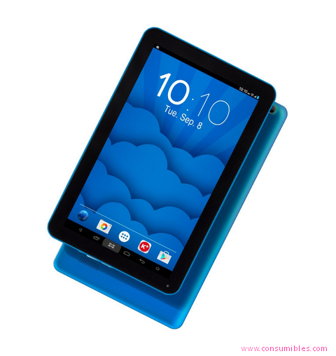 Tablets WOXTER SX 220 16GB NEGRO, AZUL TABLET