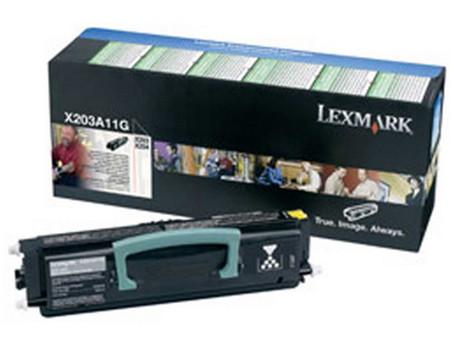 Comprar cartucho de toner 0X203A11G de Lexmark online.