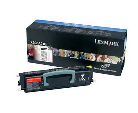 Comprar cartucho de toner X203A21G de Lexmark online.