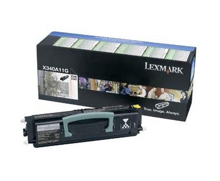 Comprar cartucho de toner X340A11G de Lexmark online.