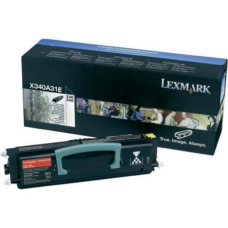Comprar cartucho de toner X340A31E de Lexmark online.