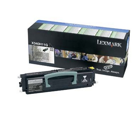 Comprar cartucho de toner X340H11G de Lexmark online.