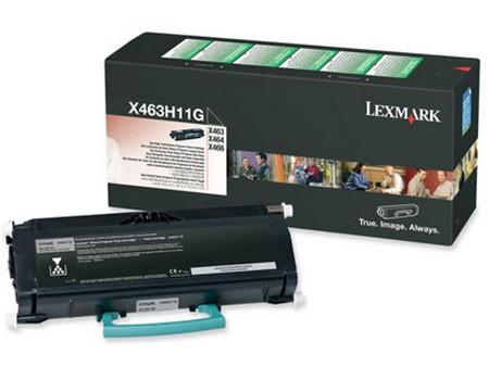 Comprar cartucho de toner 0X463H11G de Lexmark online.