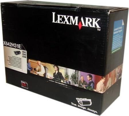 Comprar Unidad de impresion X642H31E de Lexmark online.