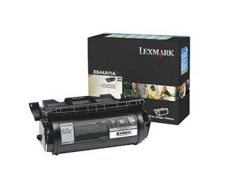 Comprar cartucho de toner X644A11E de Lexmark online.