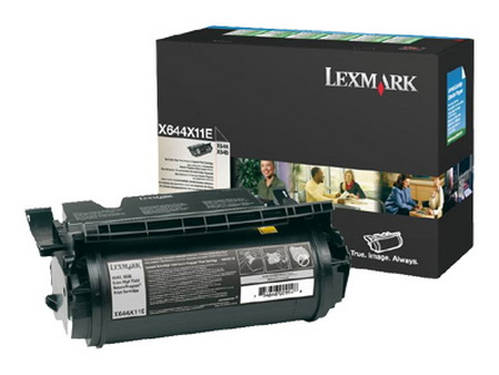 Comprar cartucho de toner X644X11E de Lexmark online.