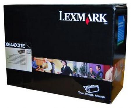 Comprar cartucho de toner X644X31E de Lexmark online.