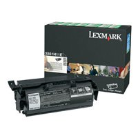 Comprar cartucho de toner X651H11E de Lexmark online.