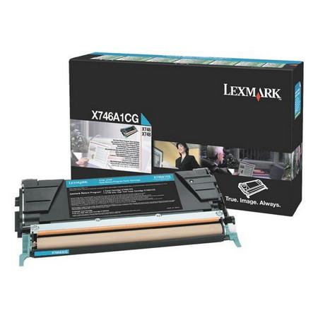Comprar cartucho de toner X746A1CG de Lexmark online.