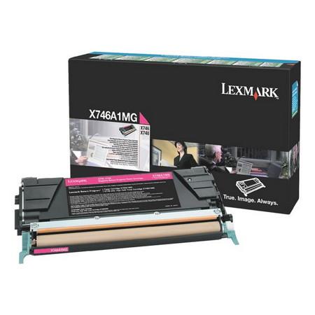 Comprar cartucho de toner X746A1MG de Lexmark online.