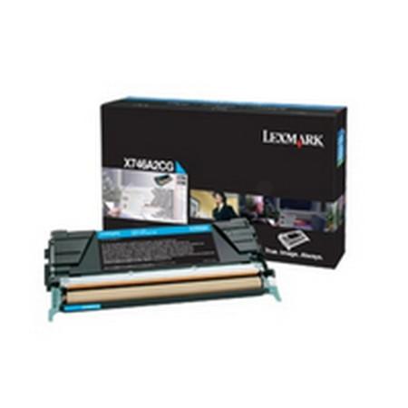 Comprar cartucho de toner X746A3CG de Lexmark online.