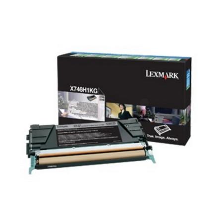 Comprar cartucho de toner X746H1KG de Lexmark online.