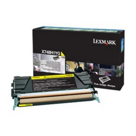 Comprar cartucho de toner X748H1YG de Lexmark online.