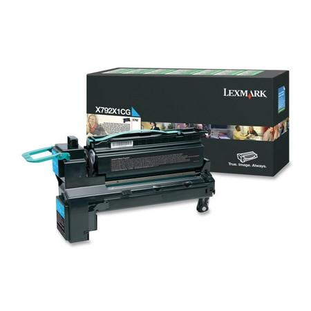 Comprar cartucho de toner X792X1CG de Lexmark online.