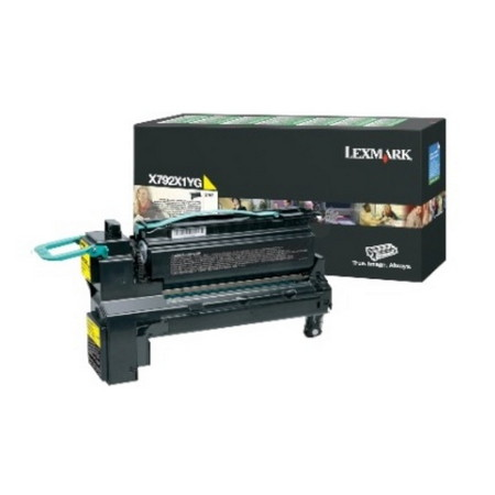 Comprar cartucho de toner X792X1YG de Lexmark online.