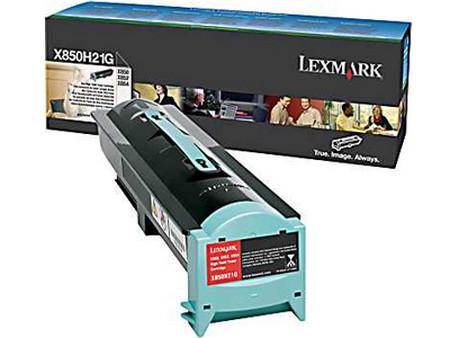 Comprar cartucho de toner X850H21G de Lexmark online.