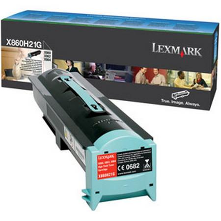 Comprar cartucho de toner X860H21G de Lexmark online.