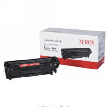 CARTUCHO DE TÓNER XEROX COMPATIBLE CON LA REFERENCIA Q5949X DE HP 49X Q5949X NEGRO ALTA CAPACIDAD MAS DE 6000 PAGINAS