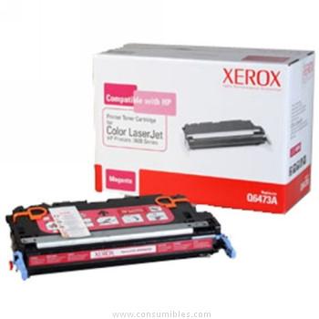 CARTUCHO DE TÓNER XEROX COMPATIBLE CON LA REFERENCIA Q6473A DE HP Q6473A MAGENTA MAS DE 4000 PAGINAS