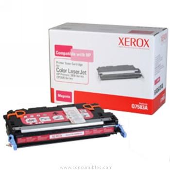 CARTUCHO DE TÓNER XEROX COMPATIBLE CON LA REFERENCIA Q7583A DE HP MAGENTA 6000 PAG.