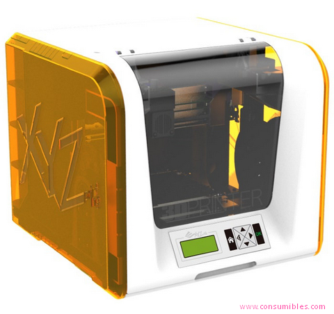 XYZPRINTING IMPRESORA 3D DA VINCI JUNIOR 1.0 ( 3F1J0XEU00E )