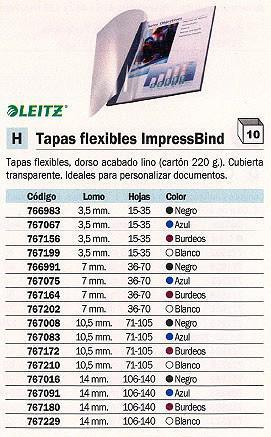 767083: Imagen de LEITZ TAPA IMPESSBIN