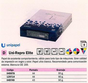 049749(1/5): Imagen de UNIREPRO ELITE PAPEL