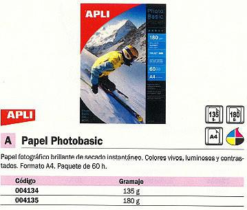 004135: Imagen de APLI PAPEL FOTOGRAFI