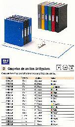 090434(1/6): Imagen de UNISYSTEM CARPETA AN