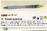 532512(1_12): Imagen de BIC PORTAMINAS RECARGABLE REACTION ECOLUTIONS 0,5 MM CON GOMA GRIS REFERENCIA 8703631