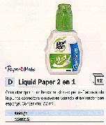 150915(1/12): Imagen de PAPER MATE CORRECTOR