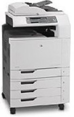 HP Color LaserJet CM6040 MFP Series