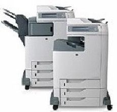 HP Color LaserJet CM4730fsk MFP