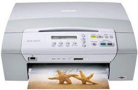 Brother DCP-167C Driver