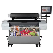 HP Designjet T1120ps SD-MFP