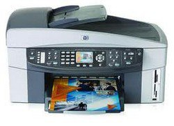 HP OfficeJet H6215