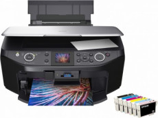 Epson Stylus Photo R585