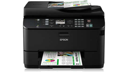 Epson WorkForce Pro WP-4545DTWF