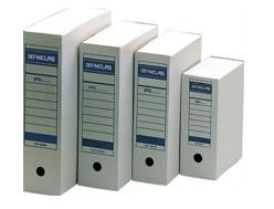 Cajas archivo de documentos